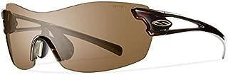 Smith Asana/N 086 Dark Havana Asana/N Visor Sunglasses Cycling, Running, Lens C
