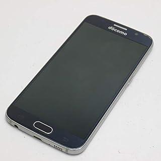SAMSUNG(サムスン) GALAXY S6 32GB ブラックサファイア SC-05G docomo