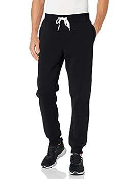 Southpole Men s Active Basic Jogger Fleece Pants Black New X-Large