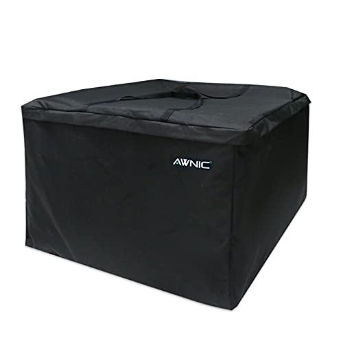 Awnic Aufbewahrungstasche und Schutzhülle für Loungekissen 600D 80 x 80 x 60 cm