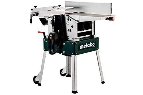 Metabo 4003665436265 80114026100-Cepilladora/regruesadora HC 260 C-2,8 KW DNB 400/3/50-trifásica 380V, Negro