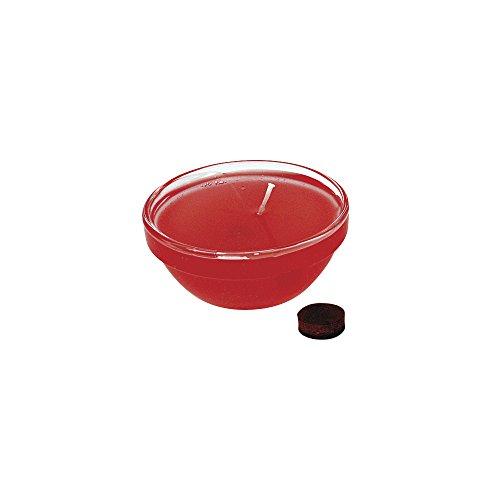 Rayher 3102818 Färbtabletten, für Wachs und Kerzen-Gel, rot, 2 cm ø, Btl. 3 Stück, Kerzenwachs färben
