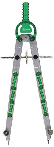 Makro Paper BK-308 - Compás micrométrico, verde