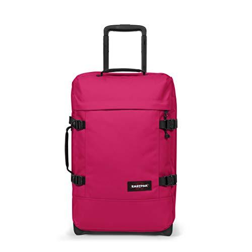 Eastpak Tranverz S Valigia, 51 Cm, 42 L, Rosa (Ruby Pink)
