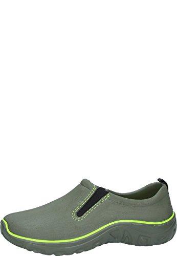AJS Chaussure Derby kaki , EVA-Schuh, Oliv / Grün, 45 EU