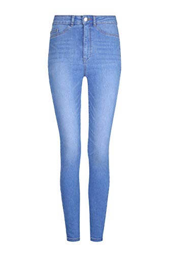 Tally Weijl Damen SPADERANA Skinny Jeans, Blau (Denim Blue Ehbb), 42