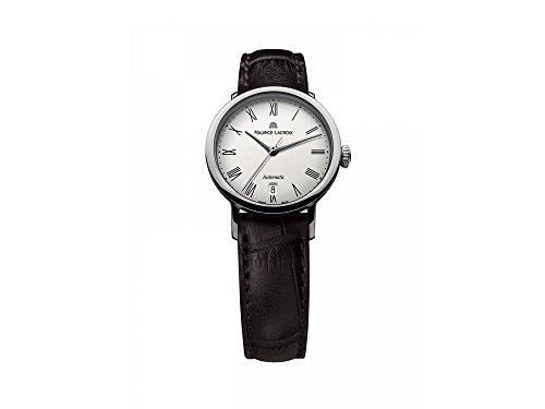 Reloj Automático Maurice Lacroix Les Classiques Ladies Date, Blanco, Caimán
