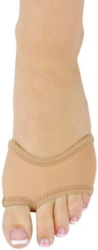 Neoprene Half Sole Lyrical Dance Footwear in Pink Leopard X-Small