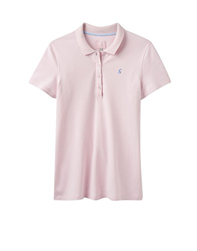 Joules Pippa Polo Shirt Cool Pink 2