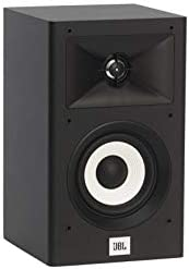 JBL Stage 120 2 Way Dual 4 5 Woofers 1 Alluminum Tweeter Bookshelf Speaker product image