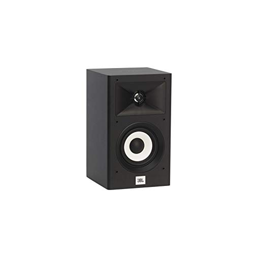 JBL Stage 120 2-Way Dual 4.5' Woofers 1' Alluminum Tweeter Bookshelf Speaker