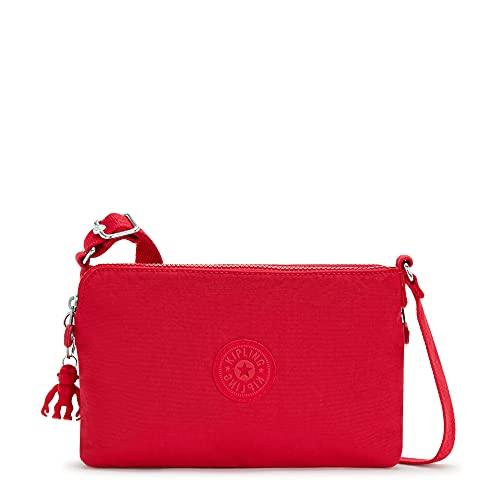 Kipling Boyd Crossbody Bag Red Rouge