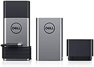Dell Hybrid Adapter + Power Bank | PH45W17-BA - 45W AC Adapter + Notebook Power Bank (43Wh