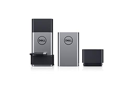 Dell Hybrid Adapter + Power Bank   PH45W17-BA - 45W AC Adapter + Notebook Power Bank (43Wh