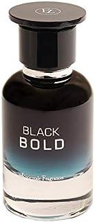 GEPARLYS Black Bold Eau De Parfum For Men, 100 ml