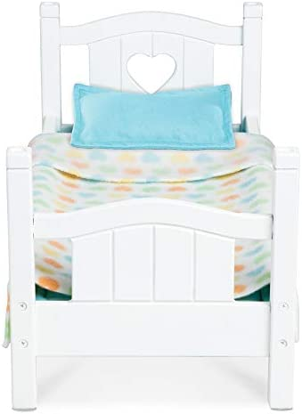 Melissa Doug Wooden Play Bed product image