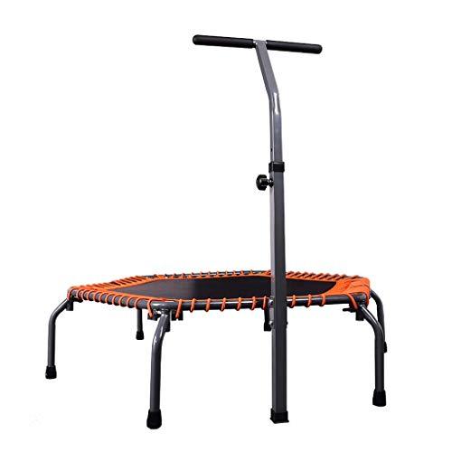 HHOO THS@ Fitness Trampoline | NiñOs Adultos Bungee Principiantes Rebounder | Rebounder en Casa | Body Sculpture Aerobic Bouncer Carga MáXima 550 Lbs 06