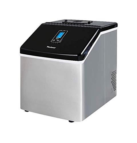 JCCOZ - Heladera portátil de URG, de acero inoxidable, de bajo consumo, para escritorio, 25 kg, 120 W cada 24 horas URG (tamaño: Receive Water in a Bucket)