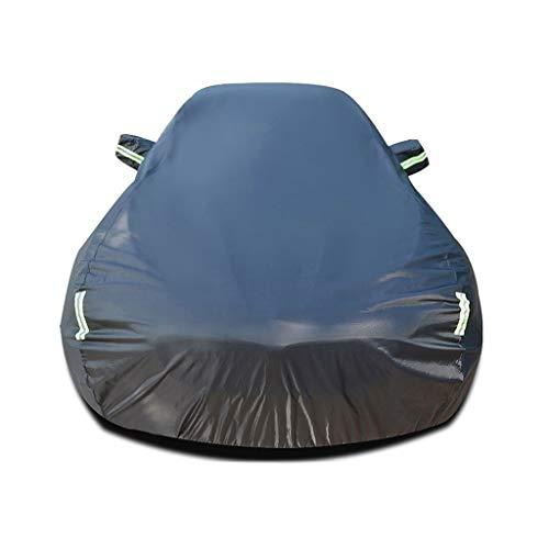 Autohoes, compatibel met Mercedes-Benz CLK Class 200K compressor, cabrio, waterdicht, regendicht, voor binnen en buiten, katoenen voering, ademende bekleding