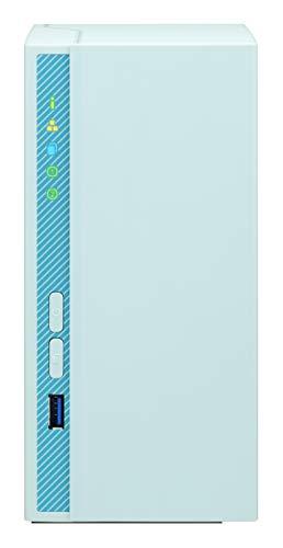 QNAP TS-230 server NAS e di archiviazione RTD1296 Collegamento ethernet LAN Tower Blu