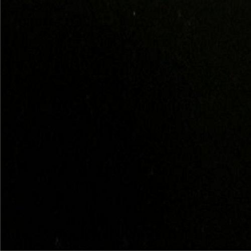 Kaiman Klebefolie uni 200x45cm Dekofolie Selbstklebefolie Möbelfolie in versch. Farben, Farbe:schwarz