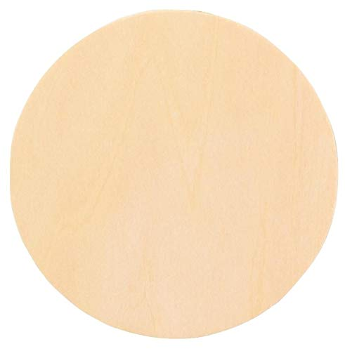 Woodcrafter 1/2' Thick Baltic Birch Plywood Circle 22 Inch