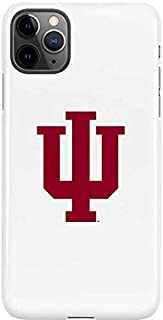 Skinit Lite Phone Case for iPhone 11 Pro Max - Officially Licensed Colleges Indiana University Greek Symbol Design
