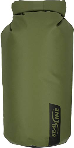 SealLine Baja Dry Bag, Olive, 30-Liter