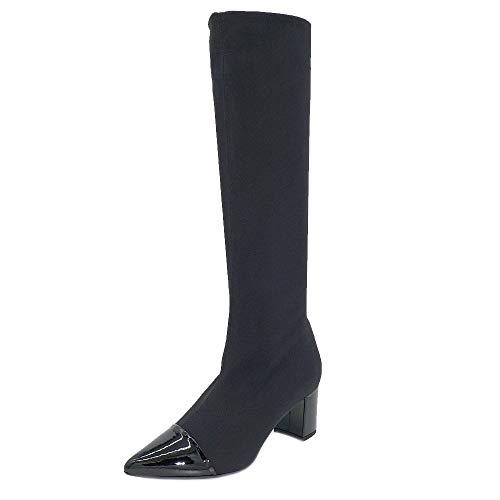 Peter Kaiser Bettina - Botas altas para mujer, color negro, color Negro, talla 39 EU