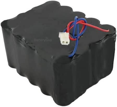 Emergi-Lite 002233 High Sacramento Mall quality Replacement Rechargeable Battery