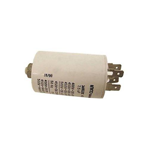 Condensateur 7.5 MF Sèche-linge 92215292 HOOVER