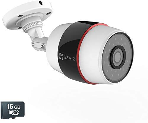 EZVIZ EZHUSKYG16 Husky 1080p Outdoor Bullet Camera with 16GB
