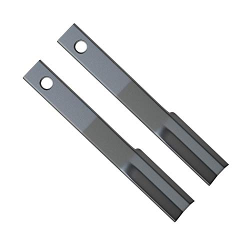 Replacement Land Pride Rotary Cutter Blades, 820-198C – Rancher Supply Lawn Mower Blades and Compatible Rotary Replacement Blades for Brush Mowers (2 Blade Set)