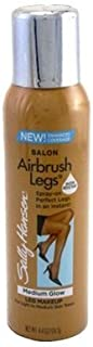 Sally Hansen Airbrush Legs Leg Makeup - 4.4 oz, Medium Glow 02
