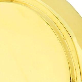Bright Polished Brass Finish Brass//Aluminum Ives FS450 3 605//US3 Door Stops