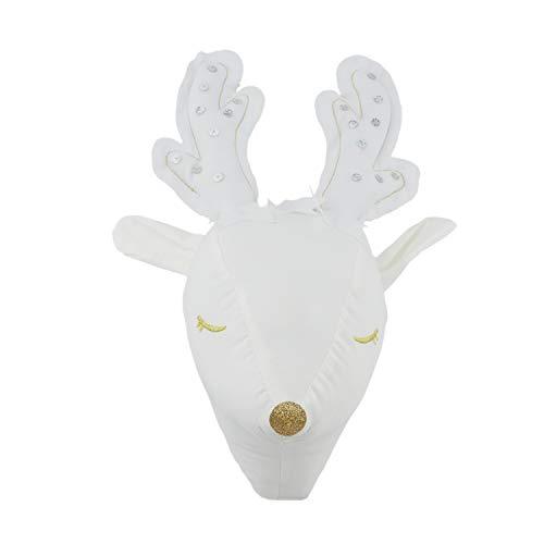 Cute 3D Sheep Deer Unicorn Wall Art Decorations Animals Head Toys Kids...