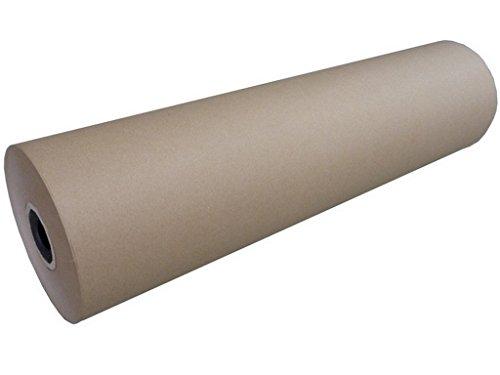 1 Rolle Abdeckpapier 60cm x 400m Braun Autolack Lackpoint Klarlack Grundierung