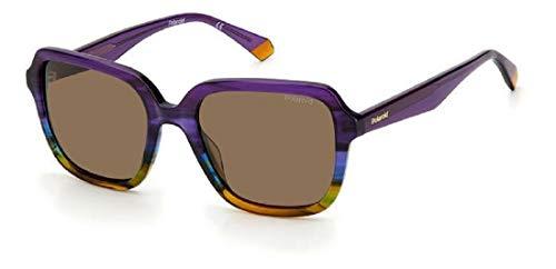 Polaroid Gafas de sol PLD 4095 838 SP violeta naranja lentes polarizadas