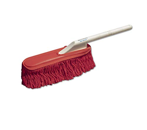 The Original California Car Duster California Car Duster 62443 Standard Car Duster with Plastic Handle, Red