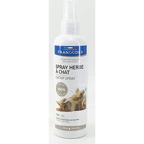 Francodex - Atrayente para Gatos Catnip 200 ml ✅