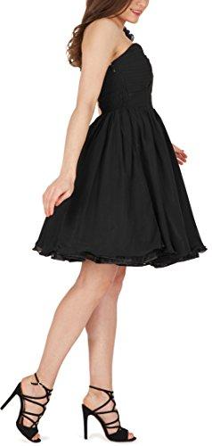 BlackButterfly 'Clarissa' Vintage Clarity Kleid im 50er-Jahre-Stil (Schwarz, EUR 36 – XS) - 2