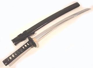 摸造刀(美術刀)黒石目小刀