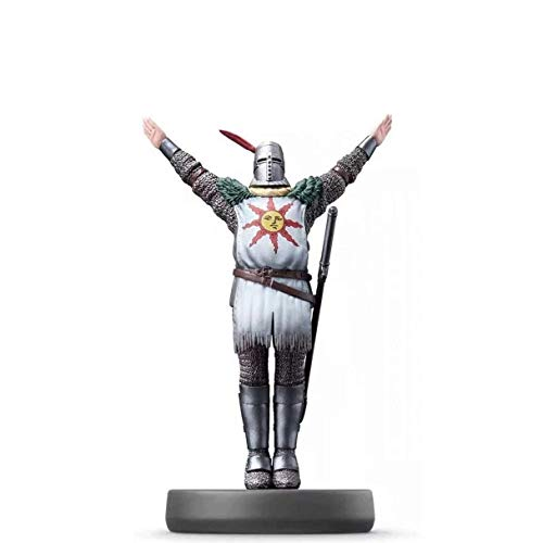 XUFAN Anime Figure Statue Dark Souls Figure Sun Knight Solaire of Astora Character Animations Model PVC Handmade Action Desktop Collectibles Decoration Kids Gift and Toy