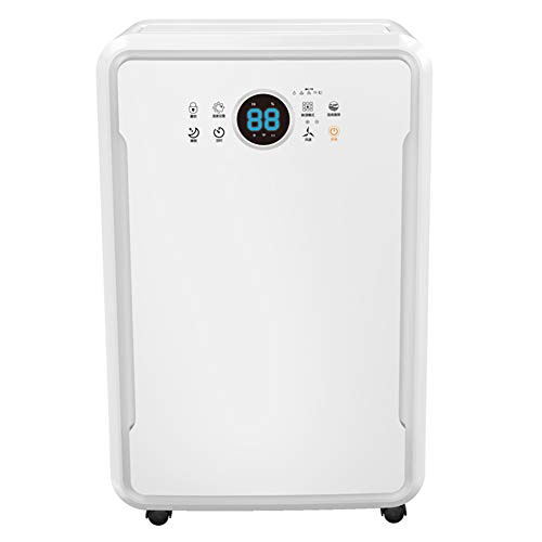 Lowest Prices! STBD-Home Mini Dehumidifier-60L Daily Dehumidification-Negative Ion Purification-Chil...