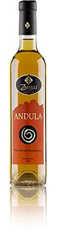 6 x 0.50 l - Andula. Malvasia di Bosa Doc, da uve stramature. Prodotta dalla Cantina Zarelli, Magomadas
