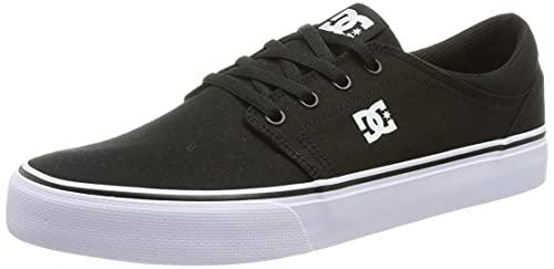 Dcshoes Trase-Shoes for Men, Zapatillas Hombre, Negro, 41 EU