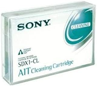 Sony Dry Cleaning Cartridge for AIT 8MM Drives (1-Pack, 36-Cleanings)