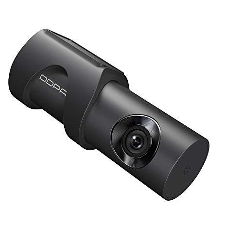 DDPAI Dash Camera Registratore di guida per auto Full HD Smart Car DVR WiFi Dash Cam wireless da 140 gradi (MINI3)