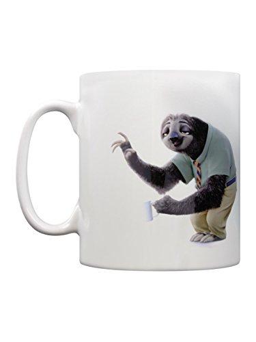 Disney Kaffeetassen, Keramik, Mehrfarbig, 7.9x11x9.3 cm