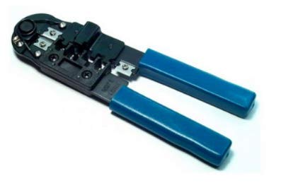 Crimpadora RJ45 para cable de red Ethernet (Crimpadora RJ45)